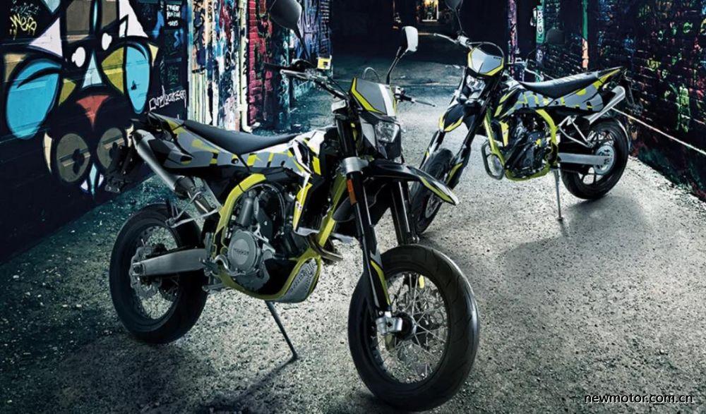 鑫源500cc车型即将登场 SM 500R将国内上市