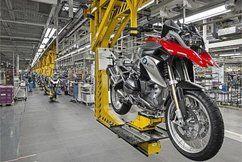 数据显示1~3月摩托车行业产销同比下滑百分之二十三