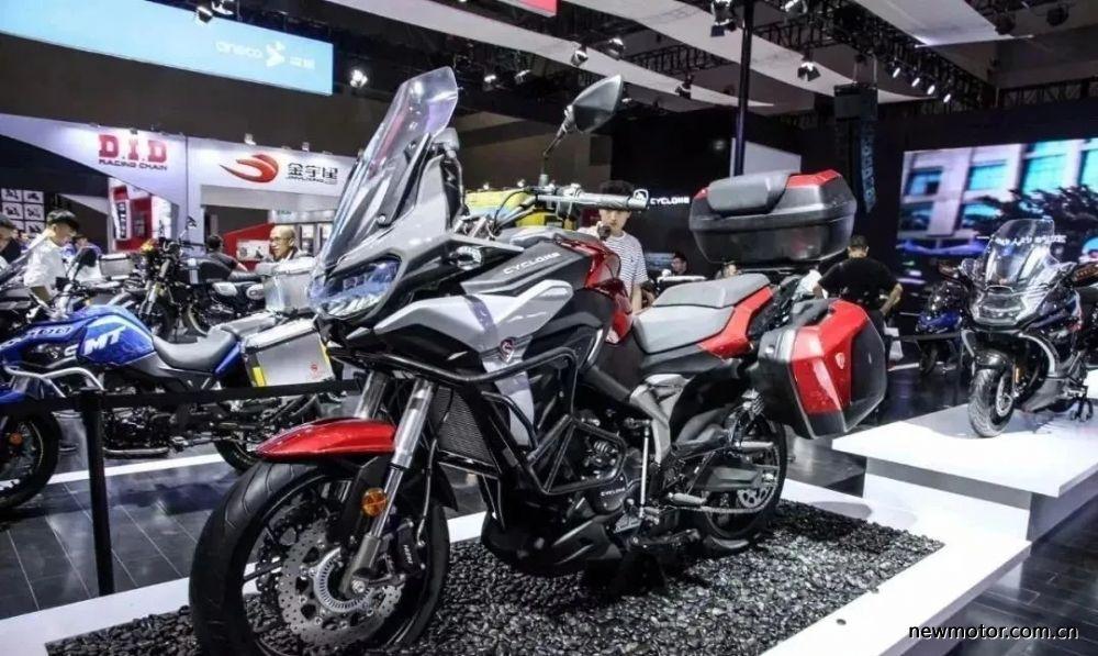中国摩托车蕴藏巨大潜力 年轻化、高端化趋势显著