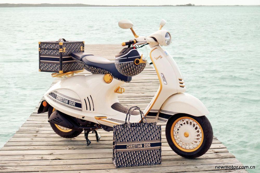 Vespa和Dior擦出怎样的火花?你会选择吗!